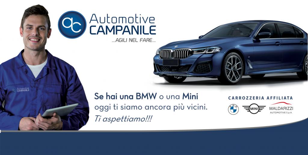 bmw automotive campanile d